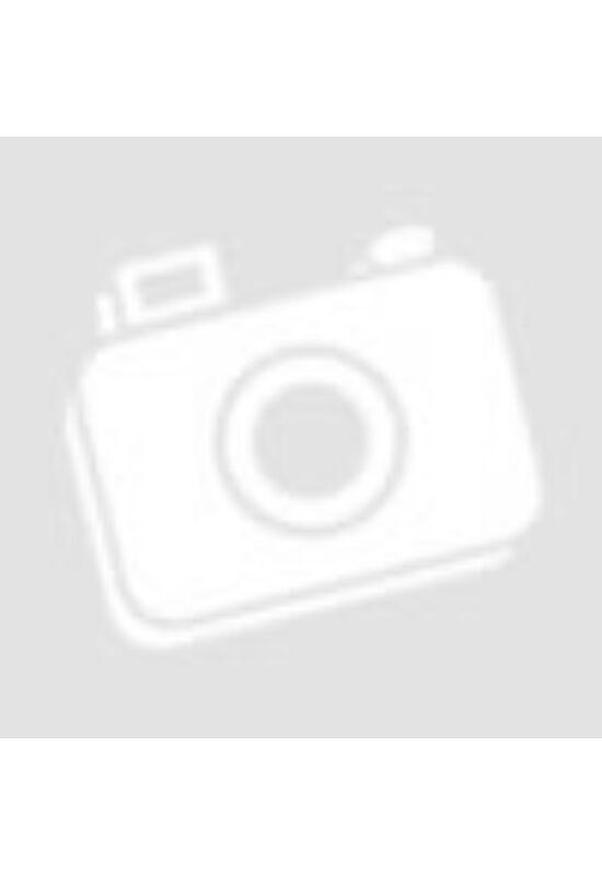 JET-LAG bőröndheveder tropical mintás - türkiz